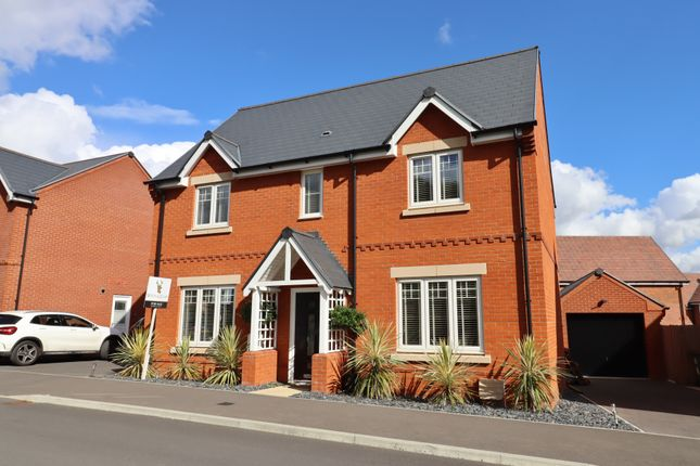Thumbnail Detached house for sale in Sandy Field Way, Botley, Southampton
