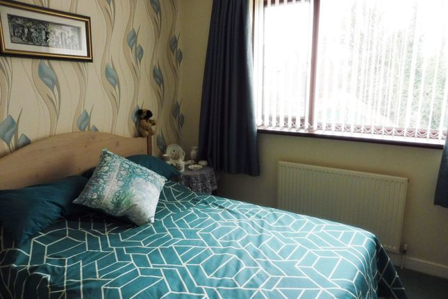 Bedroom Two of Hesley Grove, Chapeltown S35