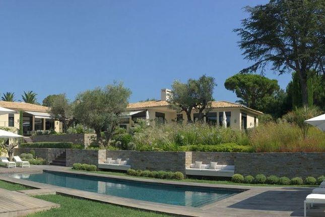 Thumbnail Villa for sale in Med676Vc, Saint Tropez: Excl. Domaine :Les Parcs De Saint Tropez:, France