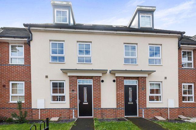 Thumbnail Semi-detached house for sale in Carpenters Close, Buckshaw Village, Chorley