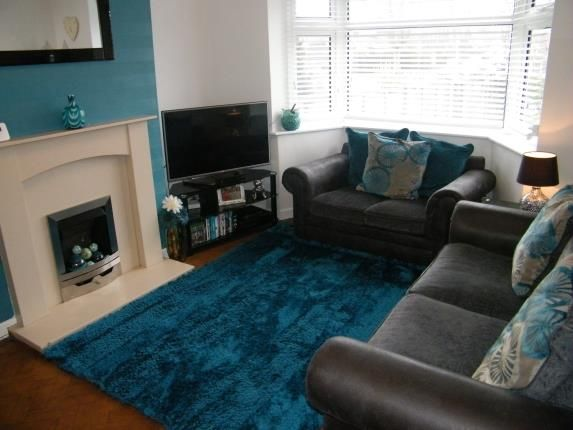 Lounge of Selworthy Drive, Crewe, Cheshire CW1