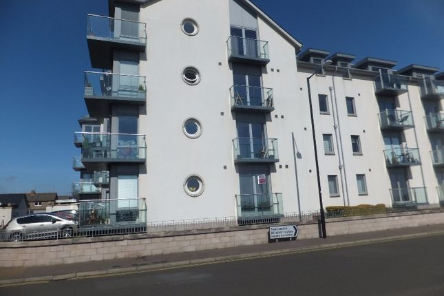 Thumbnail Flat to rent in Dalhousie Court, Links Parade, Carnoustie, Angus
