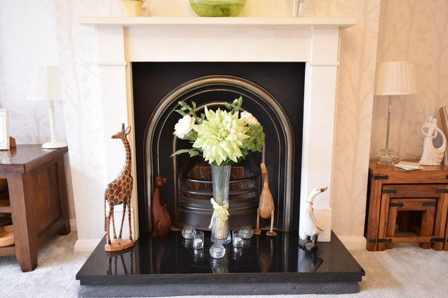 Fireplace of Tower Close, Pevensey Bay BN24