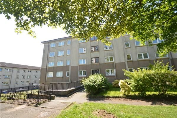 Thumbnail Flat for sale in Keal Avenue, Knightswood, Glasgow