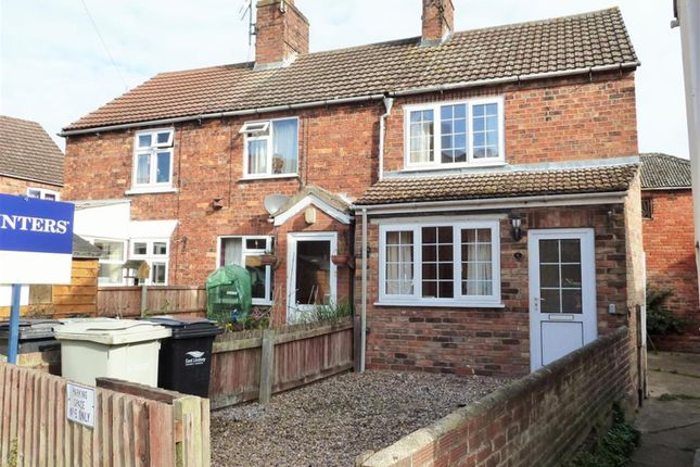 2 bed end terrace house for sale in Wellington Yard, Spilsby, Lincolnshire