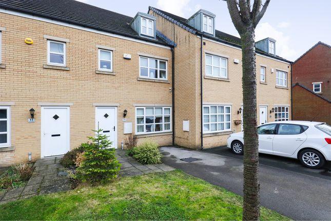 External of Lambrell Avenue, Kiveton Park, Sheffield S26