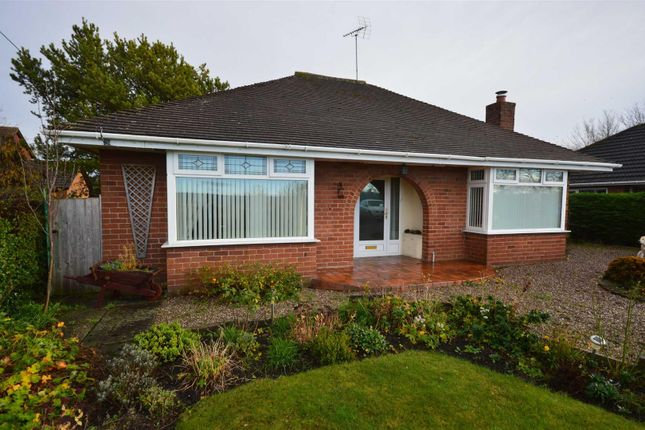 Thumbnail Detached bungalow to rent in Quayside, Little Neston, Neston