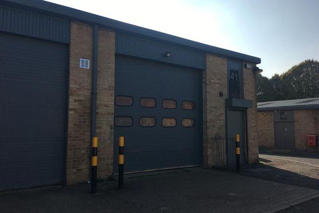 Thumbnail Light industrial to let in Fairways Business Centre, Unit 41, Lammas Road, Leyton, London