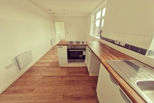 1 bed flat to rent in 7 Bradford Lane, Walsall WS1