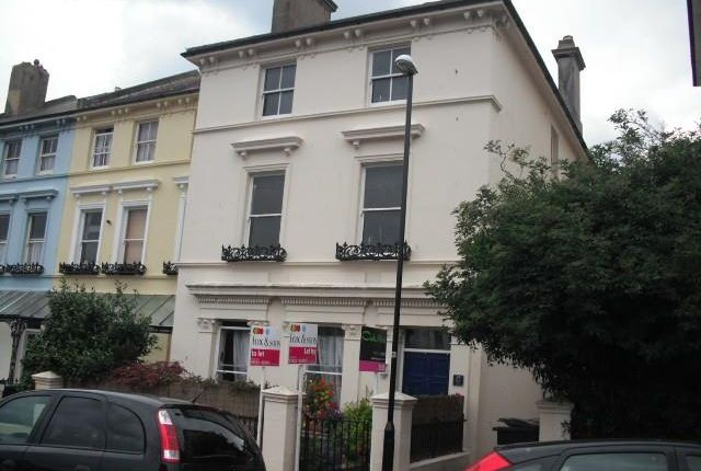 Thumbnail Flat to rent in Upperton Gardens, Eastbourne