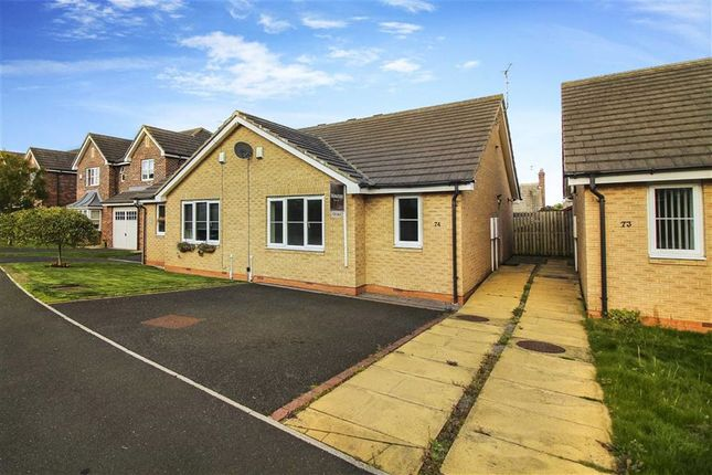 Thumbnail Bungalow for sale in Briar Vale, Whitley Bay, Tyne And Wear