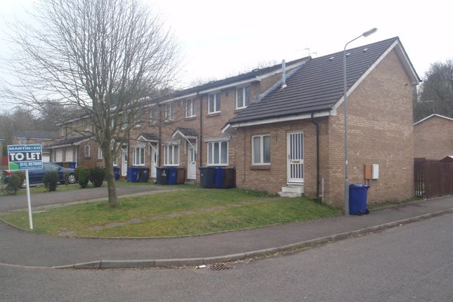 Thumbnail End terrace house to rent in Brown Street, Paisley