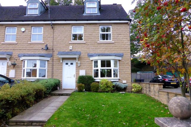 Thumbnail Town house to rent in Grenoside Mount, Grenoside, Sheffield