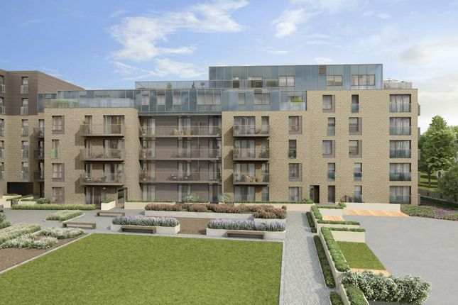 Thumbnail Flat for sale in 16/2 Hughes Close, Canonmills Garden, Warriston Road