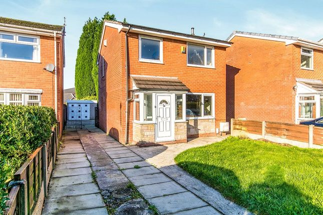 Thumbnail Detached house to rent in Ravenwood Drive, Audenshaw, Manchester