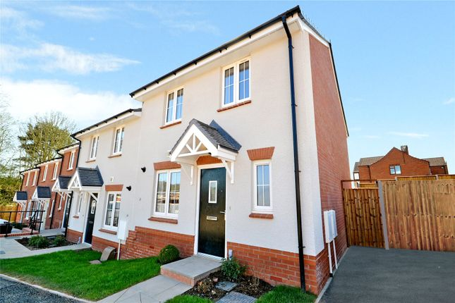 2 bed end terrace house for sale in Mill Brook Meadow, Kinver, Stourbridge DY7