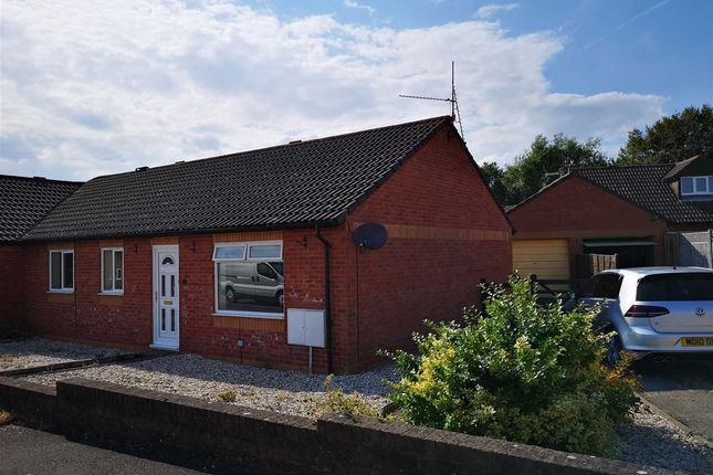 Thumbnail Semi-detached bungalow to rent in Sunnycroft, Portskewett, Caldicot