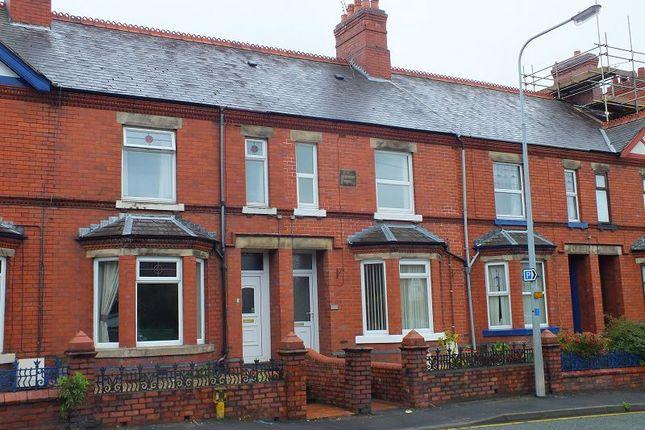 Thumbnail Terraced house to rent in Llangollen Road, Acrefair, Wrexham