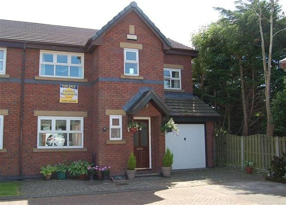 Thumbnail Property to rent in Leys Close, Elswick, Preston