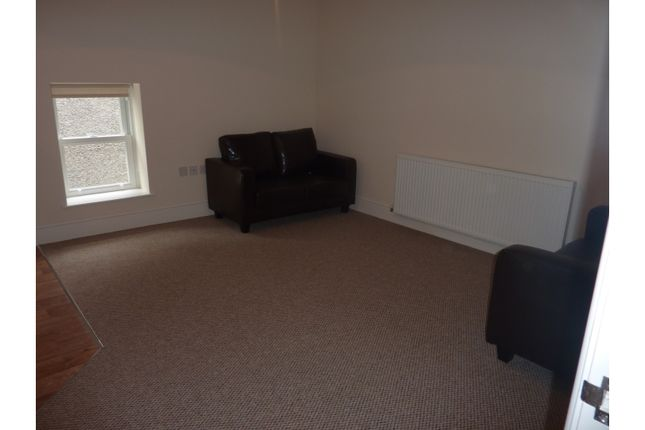 Thumbnail Flat to rent in 113 High Street, Bangor