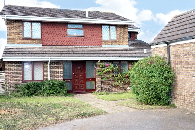 Thumbnail Detached house for sale in Astor Close, Winnersh, Wokingham, Berkshire