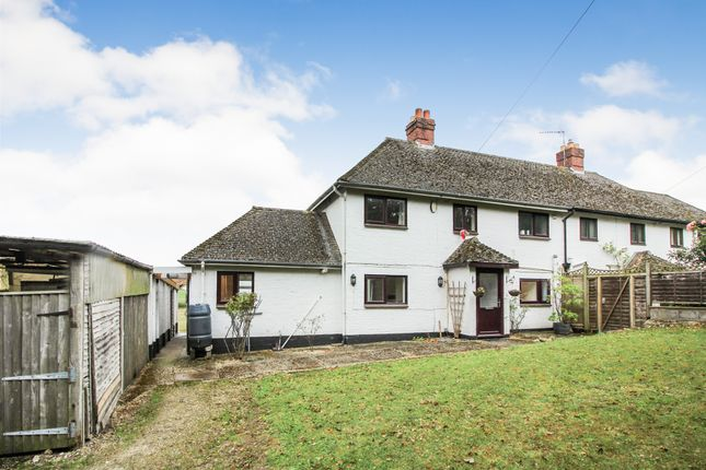 4 bed semi-detached house for sale in Milborne St. Andrew, Blandford Forum DT11
