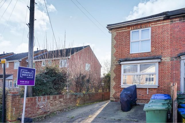 Thumbnail Flat for sale in Millbrook Road East, Freemantle, Southampton