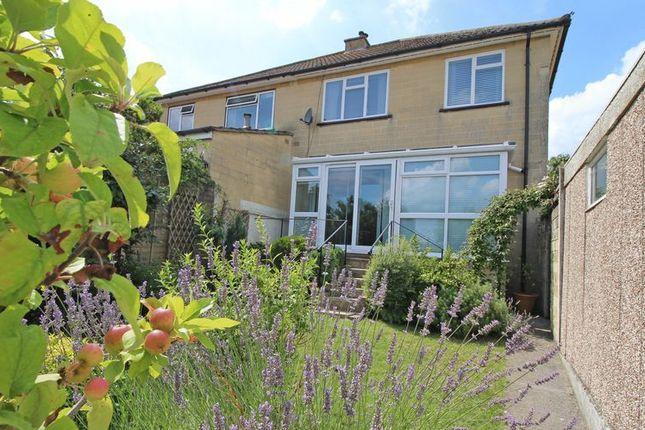 Thumbnail Semi-detached house for sale in Mount Road, Southdown, Bath