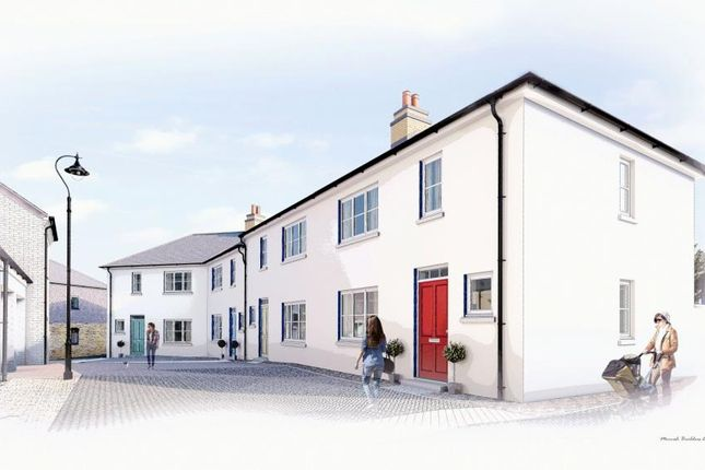 Thumbnail End terrace house for sale in Quintrell Road, Newquay, Cornwall