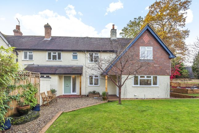 Thumbnail Semi-detached house for sale in Frensham Road, Lower Bourne, Farnham