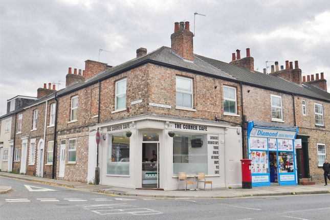 Thumbnail End terrace house for sale in Clarence Street, York