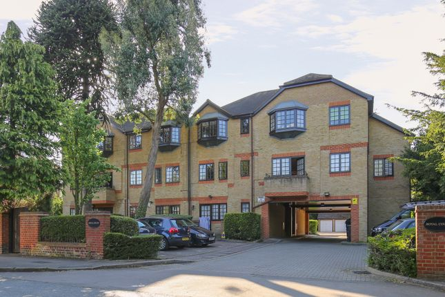 Thumbnail Flat for sale in Queen Anne's Gardens, Enfield