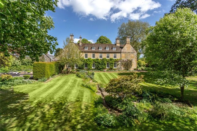Detached house for sale in Grafton Road, Geddington, Kettering, Northamptonshire