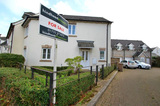 Thumbnail End terrace house for sale in Temeraire Road, Plymouth