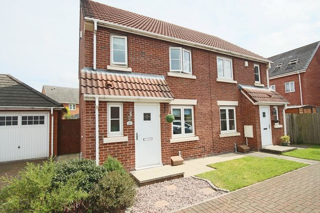 Thumbnail Semi Detached House For Sale In Main Street Buckshaw Village Chorley
