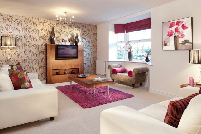 """Thumbnail Detached house for sale in """"Hollinwood"""" at Caistor Lane, Poringland, Norwich"""