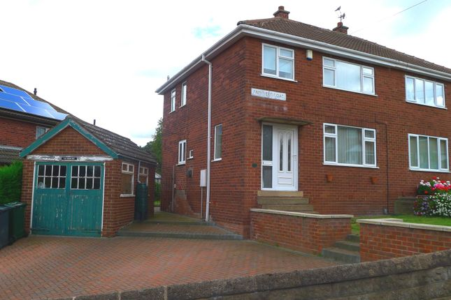 Thumbnail Semi-detached house to rent in Far Field Road, Rotherham