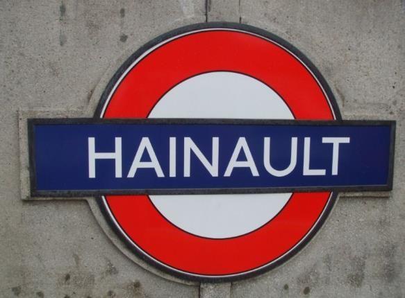 Hainault Station of Mawneys, Romford, Havering RM7