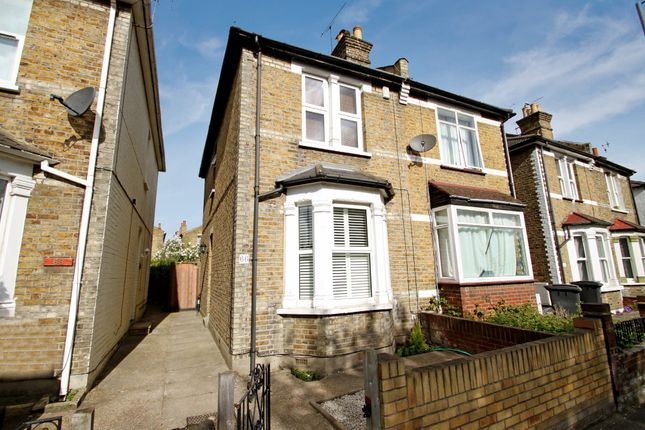Thumbnail Semi-detached house to rent in Villiers Road, Kingston Upon Thames, Surrey