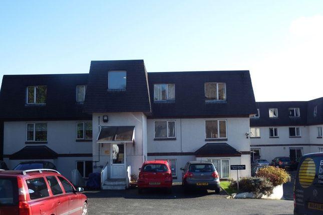 Thumbnail Flat to rent in Trevarthian Road, St. Austell
