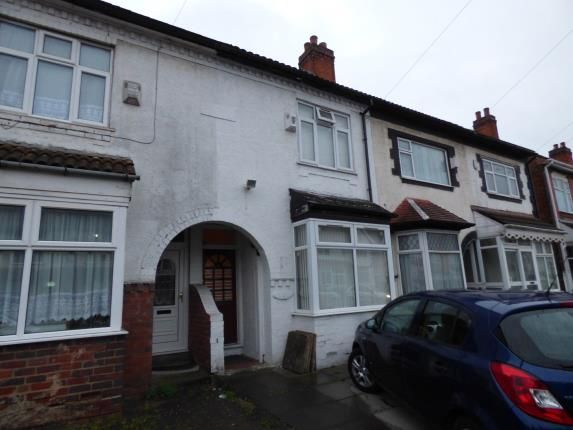 Thumbnail Terraced house for sale in Bromyard Road, Sparkhill, Birmingham, West Midlands