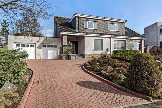 Thumbnail Detached house for sale in Leighton Avenue, Dunblane, Dunblane