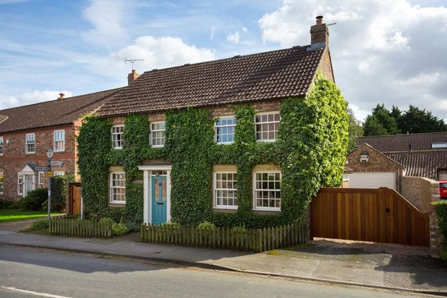 Thumbnail 4 bed detached house for sale in The Dovecote, Main Street, Hessay, York