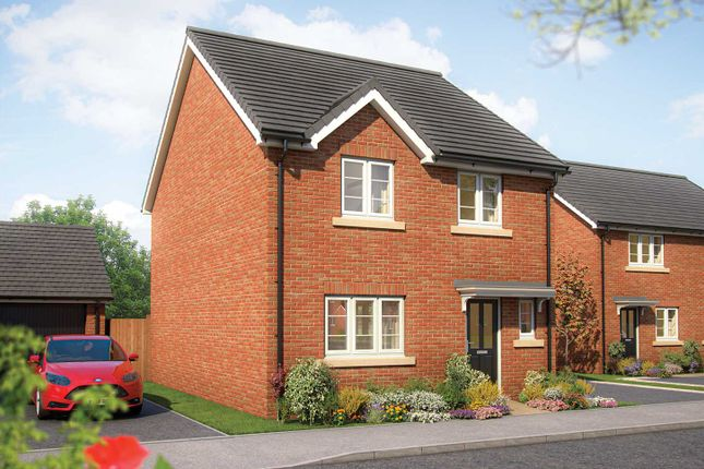 """4 bed detached house for sale in """"The Mylne"""" at Flawforth Lane, Ruddington, Nottingham NG11"""