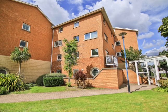 Thumbnail End terrace house for sale in Chandlery Way, Cardiff Bay, Cardiff