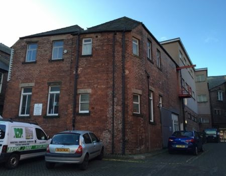 Office to let in 27 English Street, Carlisle