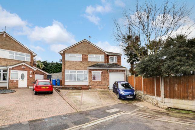 Thumbnail Semi-detached house for sale in Manwood Close, Sittingbourne, Kent