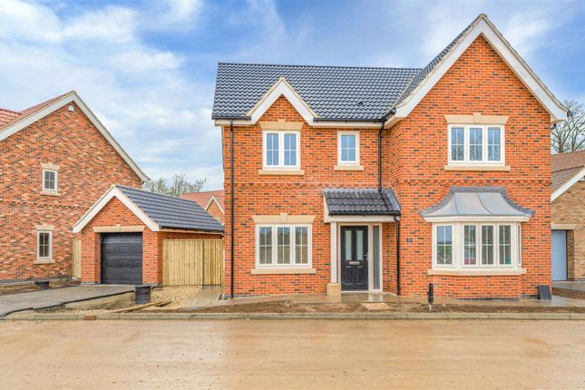 Thumbnail Detached house for sale in Plot 4, Philbeech Gardens, Kirton