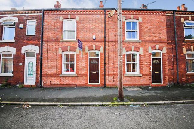 External of Kendal Street, Springfield, Wigan WN6