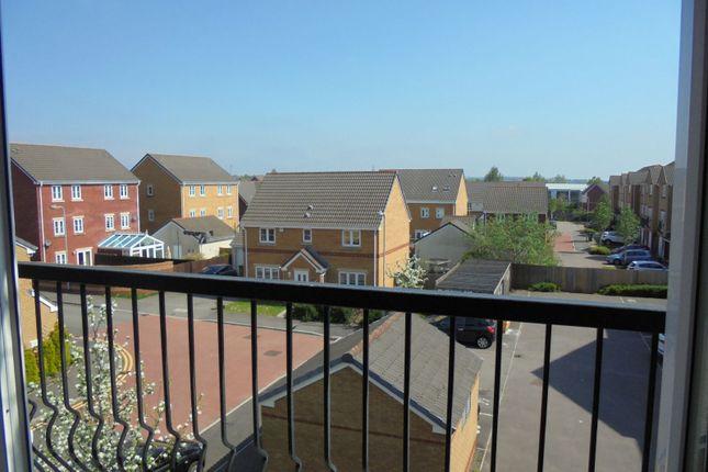 Thumbnail Flat to rent in Wyncliffe Gardens, Cardiff, Caerdydd